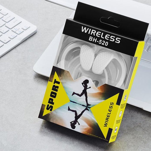 Sports Wireless Bluetooth Earhook Earphones | Shop Online | Snatcher