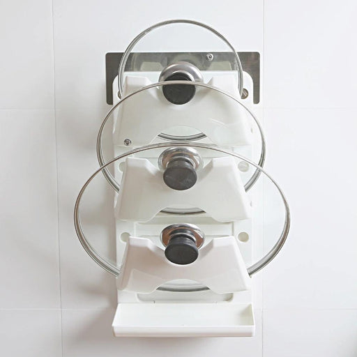 Stick-On Pot Cover Rack | Shop Online | Snatcher