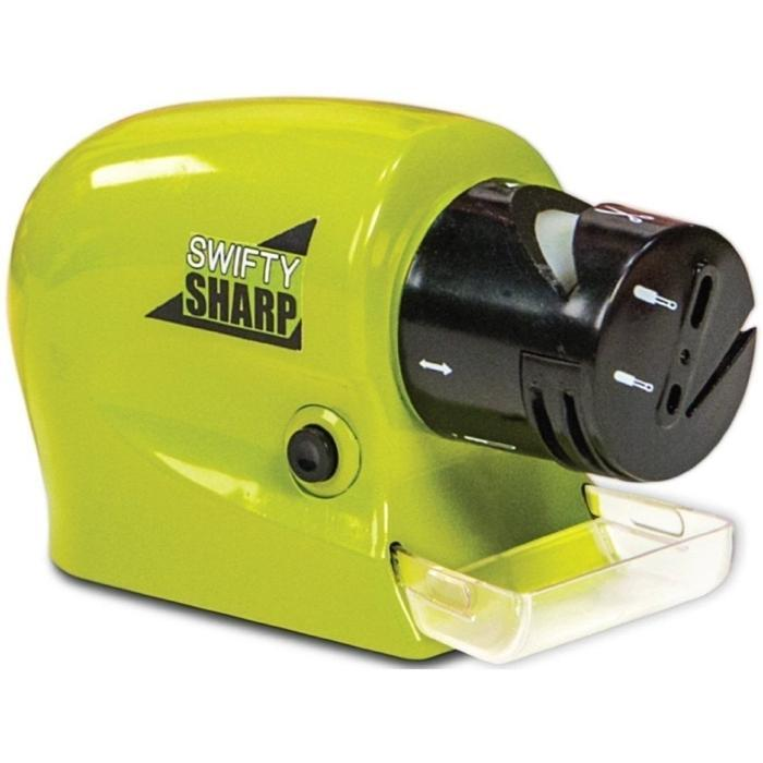 Swifty Sharp Cordless Motorized Blade Sharpener | Shop Online | Snatcher
