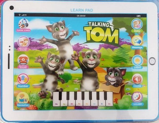 Talking Tom Learning Pad | Shop Online | Snatcher