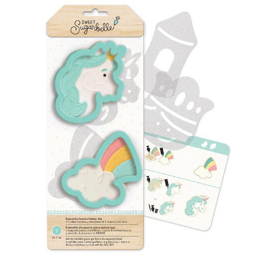 Themed Cookie Cutters - Paris/Unicorn | Shop Online | Snatcher