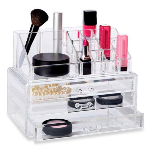 Three Drawer Cosmetic Organizer | Shop Online | Snatcher