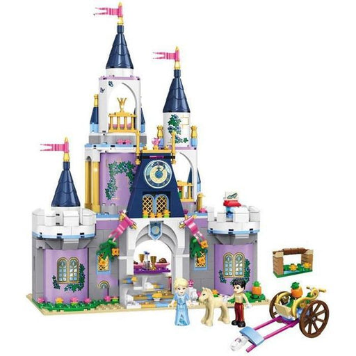 Tickity-Tock Princess Castle Building Blocks | Shop Online | Snatcher