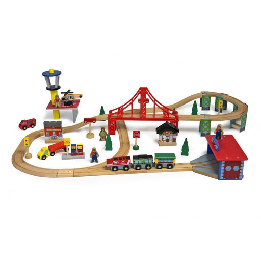 Train Set 70 Piece | Shop Online | Snatcher