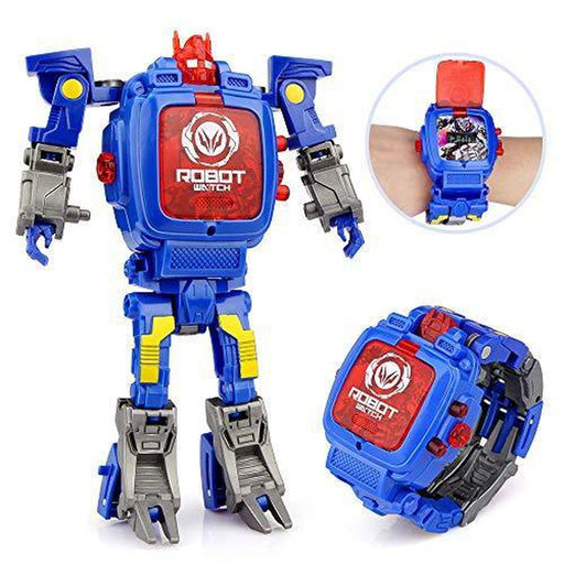 Transforming Robot Watch | Shop Online | Snatcher
