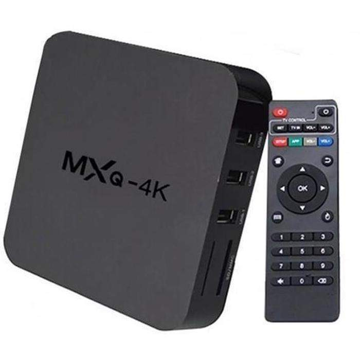 TV BOX 4K ULTRA HD | Shop Online | Snatcher
