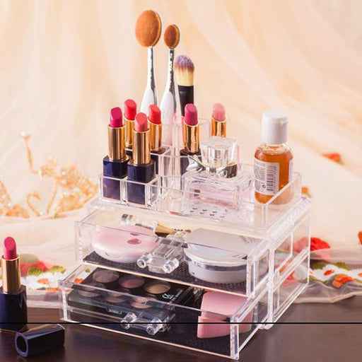 Two Drawer Cosmetic Organizer | Shop Online | Snatcher