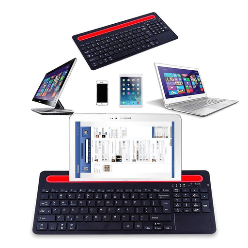 U-Groove Wireless Keyboard With Touchpad | Shop Online | Snatcher