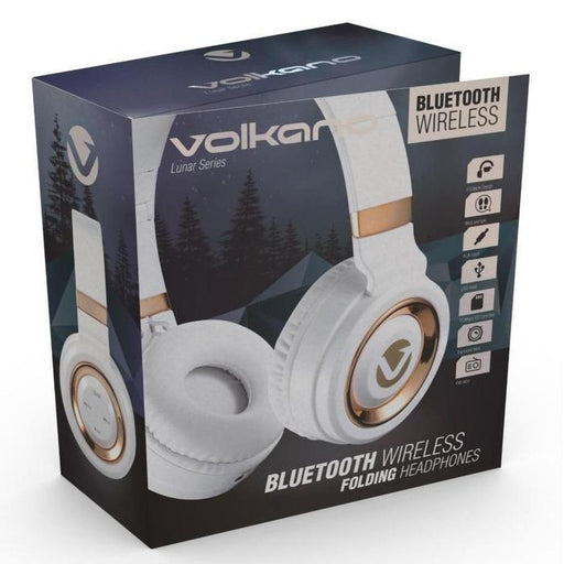 Volkano Lunar Bluetooth Headphones | Shop Online | Snatcher