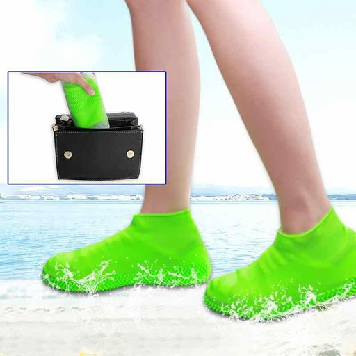 Waterproof Silicone Shoe Cover | Shop Online | Snatcher