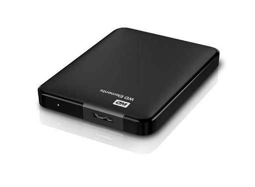 WD Elements 1TB 2.5 USB3.0 Black | Shop Online | Snatcher