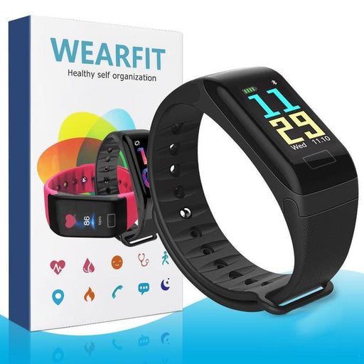 Wearfit Health Tracker Watch | Shop Online | Snatcher