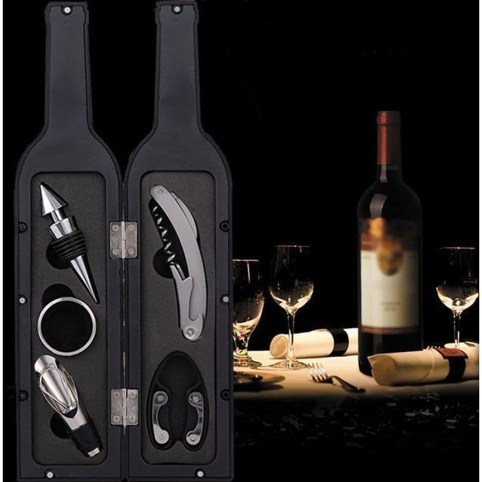 Wine Bottle Shaped Tool Set | Shop Online | Snatcher
