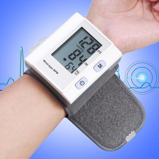 Wrist Blood Pressure Monitor | Shop Online | Snatcher