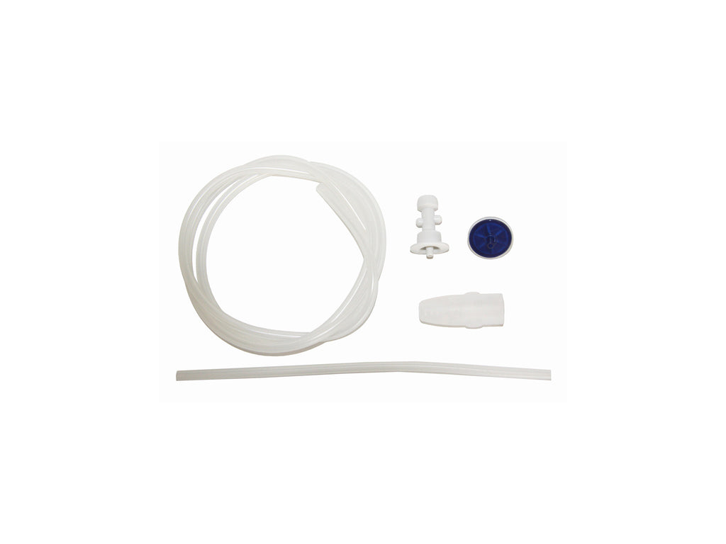 Tubing set for VACUSIP Including Hand operator, Silicone tubing and Filter
