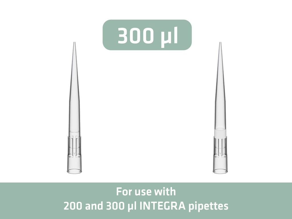300 µL GripTip Pipette Tips for VIAFLO 96/384.
