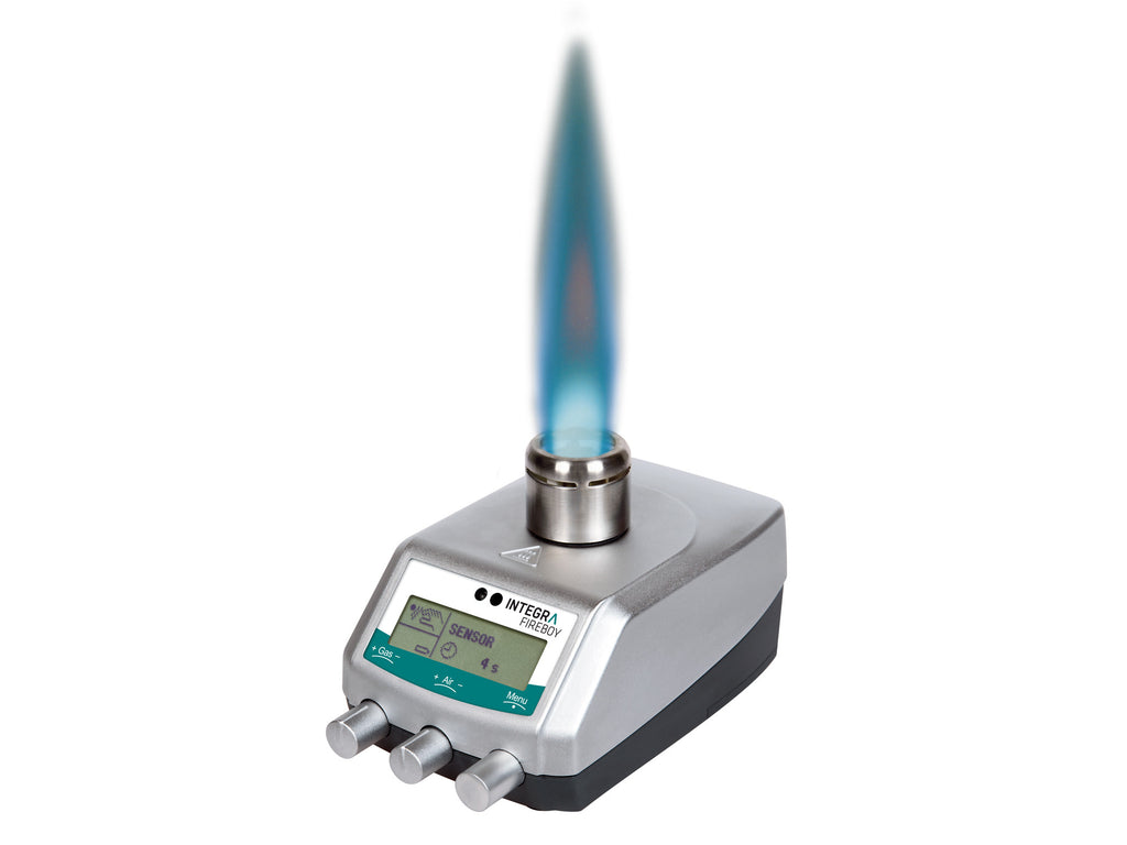 FIREBOY plus Safety Bunsen Burner