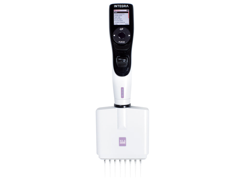 8-Channel VIAFLO II Electronic Pipette, 0.5-12.5 µl