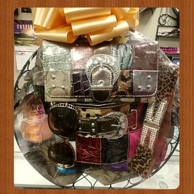 Starlet Divas baskets at OptimismIC Gift Shop 6603 Queen Avenue S Richfield, MN 55423 612-259-7454