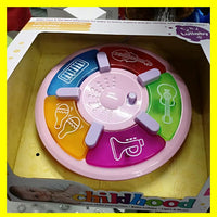 Infant Music Player