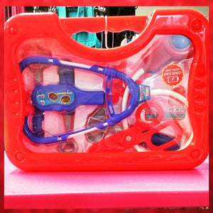 Doctor's carry along playset OptimismIC Gift Shop 6603 Queen Avenue S Minneapolis, MN 55423.