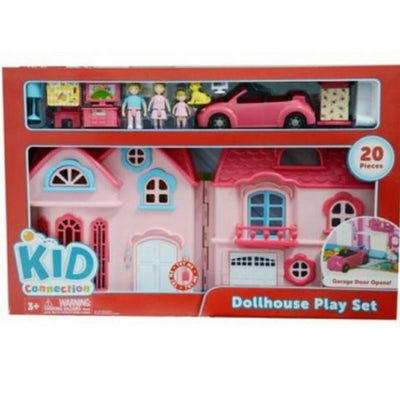 Dollhouse Play set OptimismIC Gift Shop 6603 Queen Avenue S Minneapolis, MN 55423.