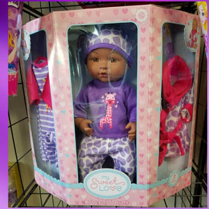 My Sweet Love Doll OptimismIC Gift Shop 6603 Queen Avenue S Minneapolis, MN 55423 612-259-7454