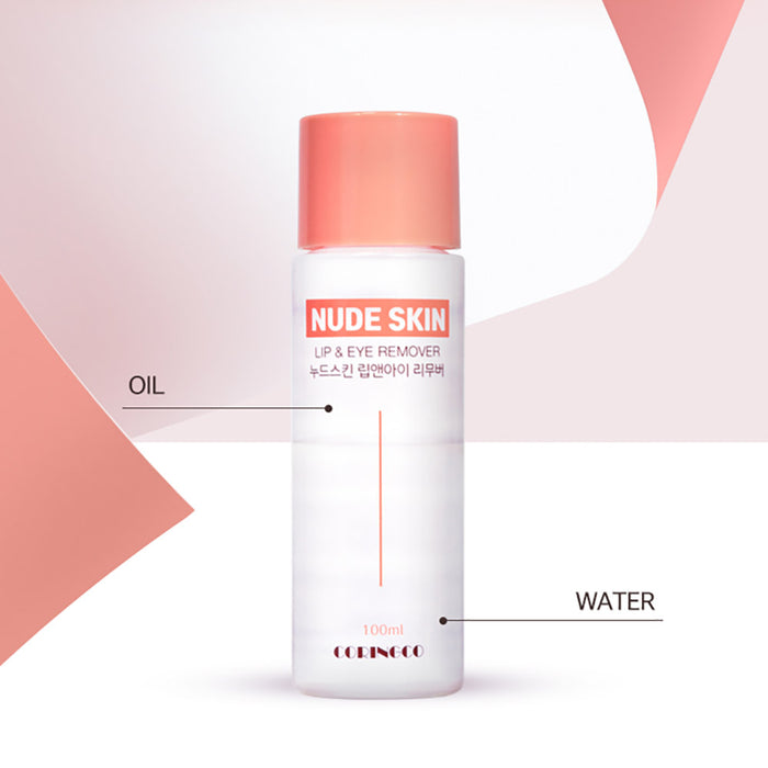 CORINGCO Nude Skin Lip & Eye Remover 100ml