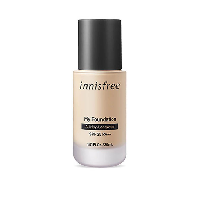 INNISFREE My Foundation All day-Longwear 30ml