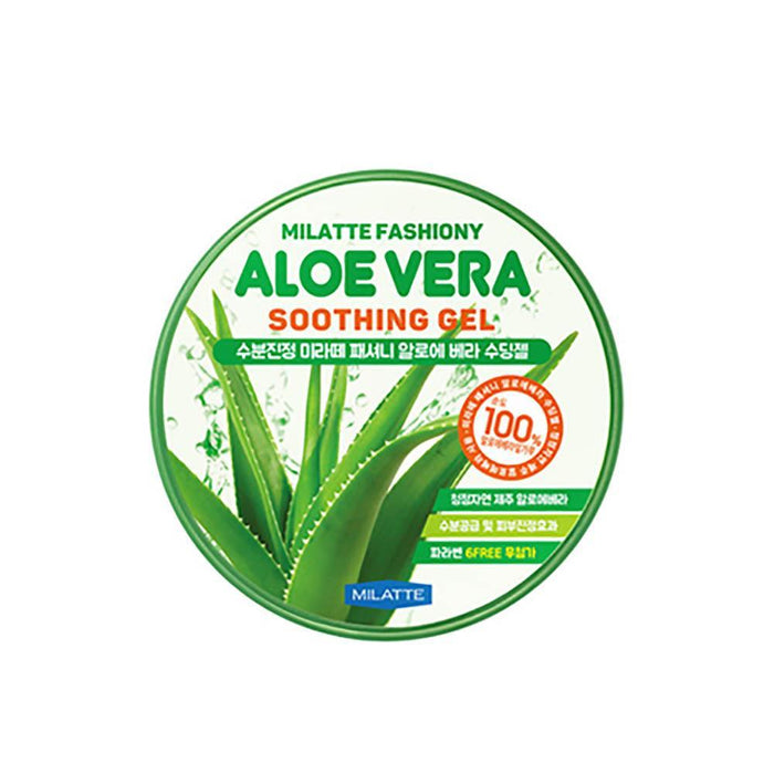 MILATTE Fashiony Aloe Vera Soothing Gel 300ml