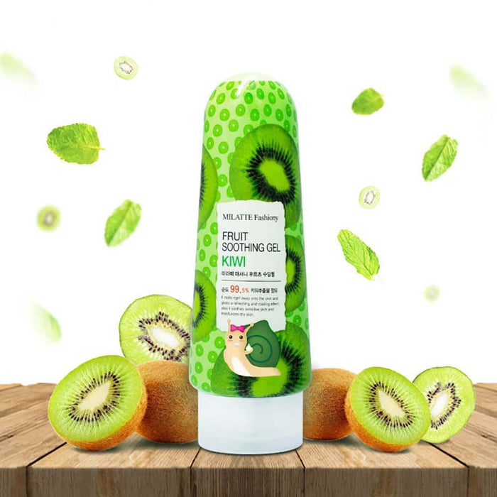 MILATTE Fashiony Fruit Soothing Gel Kiwi 200g