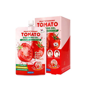 MILATTE Fashiony Tomato Soothing Gel Pouch 1 Set (5ea)