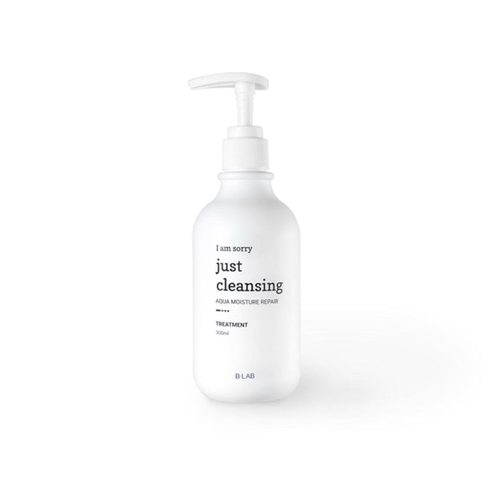 B_LAB I Am Sorry Just Cleansing Treatment 300ml - TheSimpleNavy | Korean Cosmetics Online Beauty shop