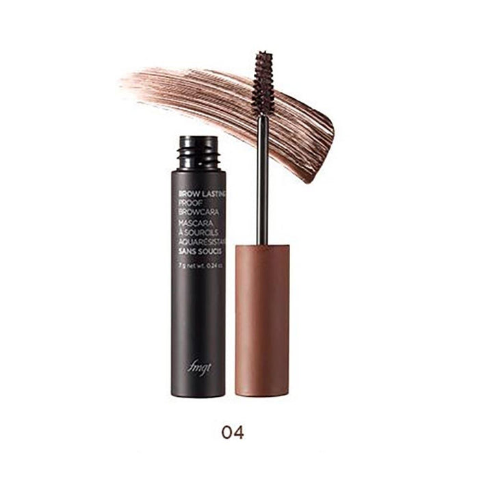 THE FACE SHOP fmgt Brow Lasting Proof Browcara 7g