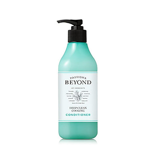 BEYOND Deep Clean Cooling Conditioner 450ml - EnterTheBeauty