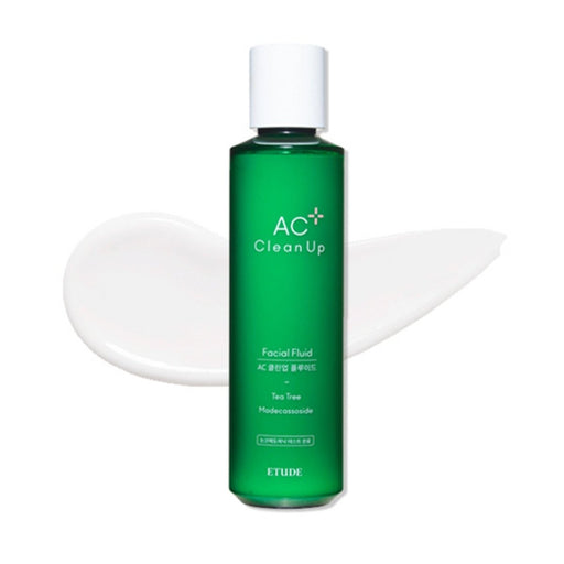 ETUDE HOUSE AC Clean Up Facial Fluid 180ml - TheSimpleNavy