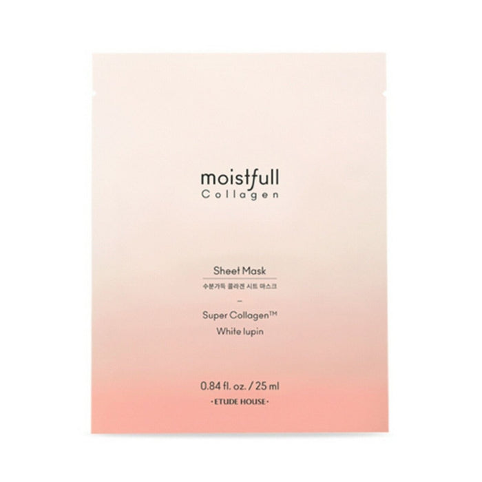 ETUDE HOUSE Moistfull Collagen Facial Mask Sheet 23ml
