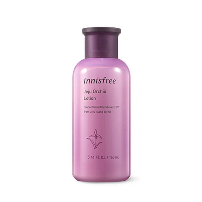 INNISFREE Jeju Orchid Lotion 160ml - TheSimpleNavy