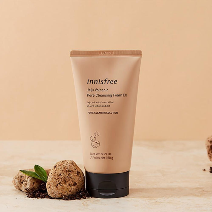 INNISFREE Jeju Volcanic Pore Cleansing Foam 150ml