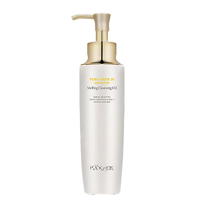 ISA KNOX Turn Over 28 Advanced Melting Cleansing Oil 180ml