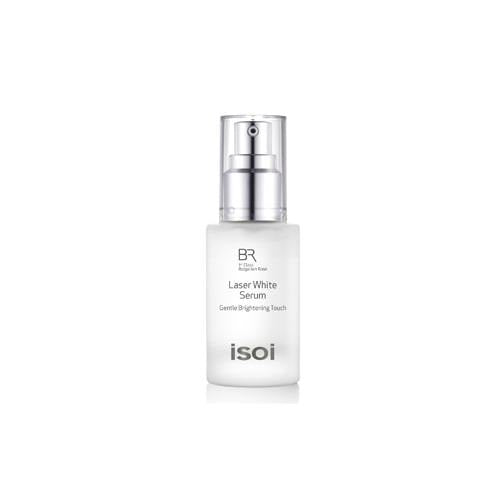 isoi Bulgarian Rose Laser White Serum 35ml - TheSimpleNavy | Korean Cosmetics Online Beauty shop