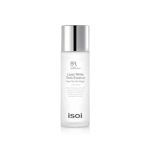 isoi Bulgarian Rose Laser White Tonic Essence 130ml - TheSimpleNavy | Korean Cosmetics Online Beauty shop