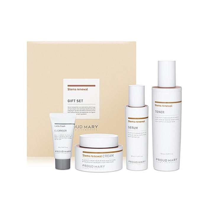 PROUD MARY Stems Renewal Skin Care Special Set