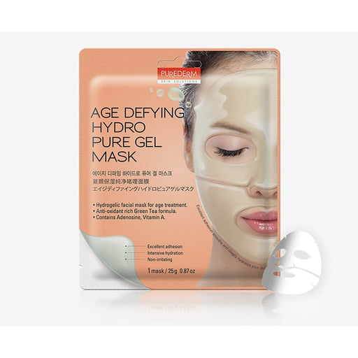 PUREDERM Age Defying Hydro Pure Gel Mask 25g - TheSimpleNavy