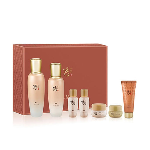 SOORYEHAN Bon Extra Moisture Skin Care Special Set - EnterTheBeauty
