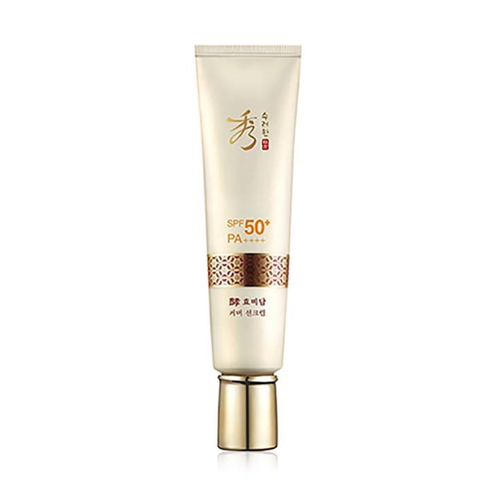 SOORYEHAN Hyobidam Cover Sun Cream 60ml SPF50+PA++++