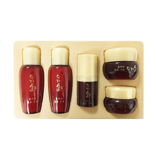 SOORYEHAN Hyobidam Fermented Gift Kit - EnterTheBeauty
