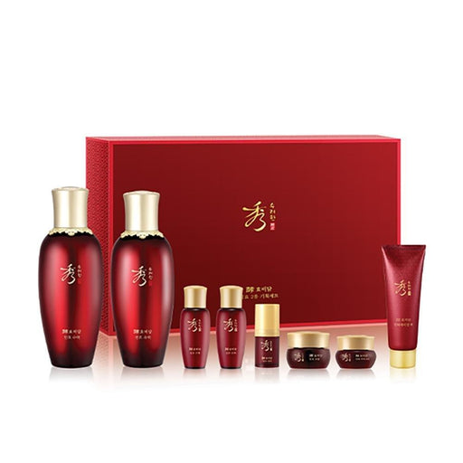 SOORYEHAN Hyobidam Fermented Skin Care Special Set - EnterTheBeauty