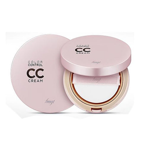 THE FACE SHOP fmgt Face It Aura CC Cream 20g - EnterTheBeauty