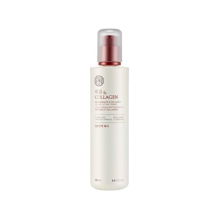 THE FACE SHOP Pomegranate & Collagen Toner 160ml